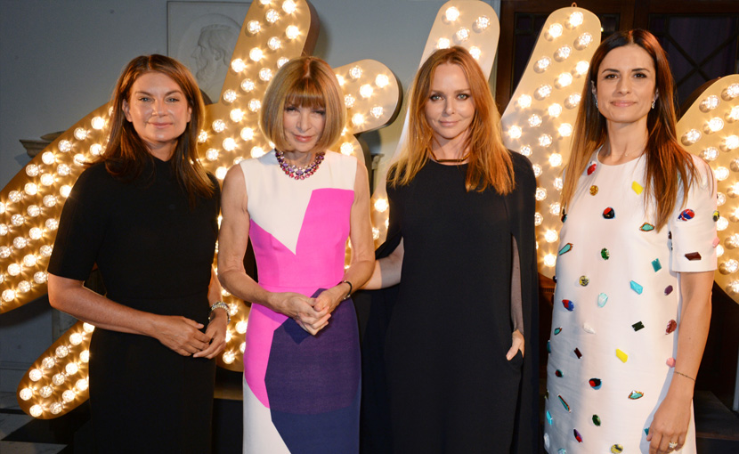 natalie-massenet_anna-wintour_stella-mccartney_livia-firth_stella-mccartney-for-the-green-carpet-challenge_eco-age